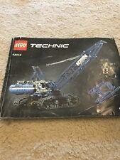 LEGO Technic 42042 Crawler Crane No Box