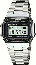 Casio Standard Digital Watch A164wa-1 100 Genuine Product Japan Official IMPORT