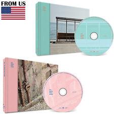 BTS YOU NEVER WALK ALONE WING [LEFT+RIGHT Ver SET] Album 2CD+Photobook+Photocard