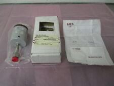 MKS 627AU5TBD Baratron Pressure Transducer, 0.5 Torr, Vertical Cal, 414765
