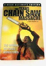 New ListingThe Texas Chainsaw Massacre (Dvd, 2006, 2-Disc Set, Ultimate Edition)