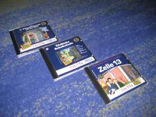 TKKG PC Sammlung gleich 3 Spiele alle in 1 Auktion TOP TKKG PC SPIELE