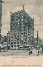 ROCHESTER NY – Wider Building – udb (pre 1908)