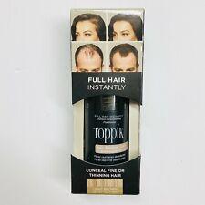 Toppik Hair Building Natural Keratin Fibers for Men and Women Light Brown 0.42