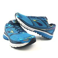 Brooks Ghost 7 G7 Running Shoe Womens Size 8.5  1201611B451 Blue Green