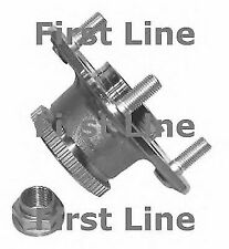 Wheel Bearing Kit fits HONDA CIVIC 1.6 Front 91 to 05 With ABS Firstline Quality