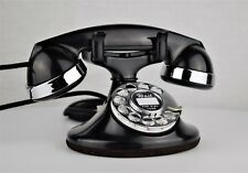 Western Electric 202 Telephone -  Fully Restored - Chrome Trim - Best On Market!