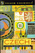 Good, Teach Yourself Czech (TYL), Short, David, Book