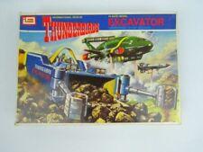 Vintage Thunderbirds Excavator Plastic Model Kit Made by IMAI in 1992
