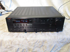 LUXMAN R-115 AUDIOPHILE RECEIVER SERVICED VERY CLEAN