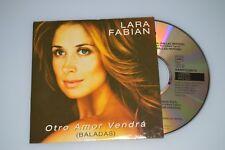 Lara Fabian – Otro Amor Vendrá (Baladas). - CD-Promo