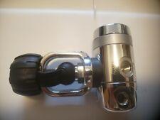 Apeks tx-50 TX50 DST 1st stage regulator scuba diving dry seal reg yoke