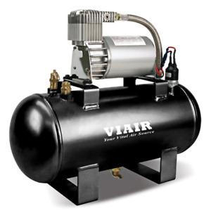 VIAIR 20003 1.5 Gal Tank Air Source Kit Fast Fill 120 12V 120 PSI Compressor