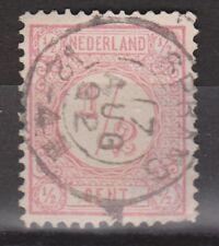 NVPH Netherlands Nederland 30 SPRANG Cijfer 1876 ; MUCH MORE TOP CANCELS