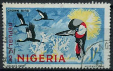 Birds Used Postage African Stamps