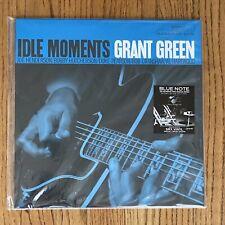 New listing Grant Green Idle Moments Music Matters SRX 33 1/3 vinyl LP NEW MINT Sealed