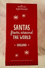 Hallmark Santa's From Around The World 2013 England Brand New In Box
