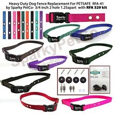 "RFA 41 ¾"" PetSafe Compatible Replacement Strap for PetSafe Containment Collars a"