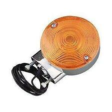 Chris Products - 8400A - Turn Signal Assembly, Dual Filament Amber~