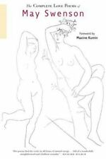 The Complete Love Poems of May Swenson, Swenson, May, New Book