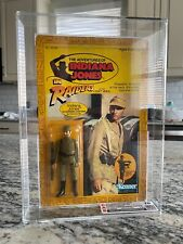 1982 Indiana Jones German Uniform CAS 70 Raiders of Lost Ark ROTLA UNPUNCHED