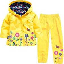 Suit Waterproof Rain Coat Kids Pants Jacket Clothing Raincoat Outerwear