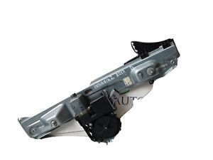 VAUXHALL INSIGNIA 2008-2012 REAR RIGHT DRIVER SIDE WINDOW REGULATOR AND MOTOR