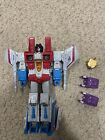 transformers earthrise starscream with upgrade kit