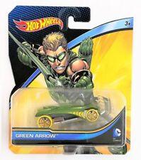 Coche de automodelismo y aeromodelismo verdes Mattel