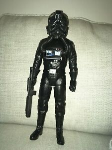 "Star Wars ~18"" Inch Action Figure Imperial Tie Fighter Pilot ~ Deluxe Size"