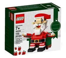 LEGO 40206-Weihnachtsmann-Weihnachten-Santa Claus-Merry Christmas-Neu-New