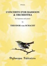 Concerto for Bassoon and Orchestra - Solo bassoon and piano reduction Theodor vo