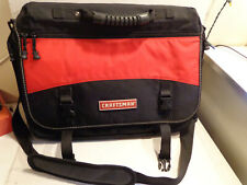 PROFFESSIONAL CRAFTSMAN HEAVY DUTY CONTRACTOR'S BREIFCASE MESSENGER BAG