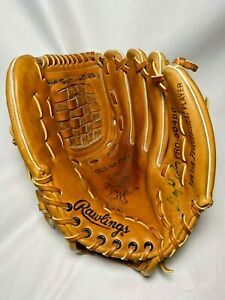 Rawlings PRO-504BC ~ Signed by HOF Gaylord Perry ~ Made in USA ~ Horween Leather