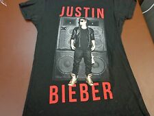Justin Bieber 2012 - 2013   Believe Tour T-Shirt   Small  Y8