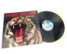 Rare 1980 Tygers Of Pan Tang Wild Cat 1st Press EX/VG US MCA-845 British Metal