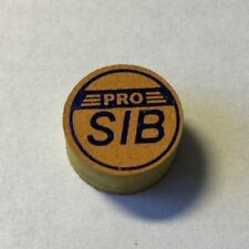 Genuine Ultraskin SIB PRO Pool Cue Tip 14mm
