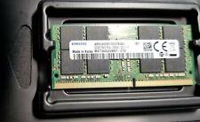 Samsung 32GB SO-DIMM PC4-2666V DDR4-2666 260pin 1.2v CL19 M471A4G43MB1-CTD