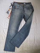 Miss Sixty Blue Jeans Denim W28/L32 low waist regular fit bootcut leg