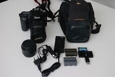 Canon DSLR EOS 50D, Canon EF-S 18–200mm f/3.5–5.6 IS, Canon EF 50mm f/1.8 II