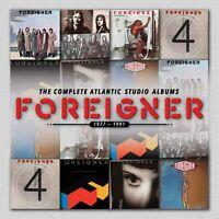 Foreigner - Complete Atlantic Studio Albums 1977-1991 (2014)  7CD Box Set  NEW