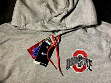 Nos Ohio State Buckeyes Nike Elite Pullover Hoodie Lebron James Basketball Ncaa