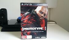 Prototype 2 -- Blackwatch Collector's Edition(NO GAME (Sony PlayStation 3, 2012)