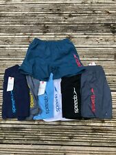 "Speedo ASSORTED  boys kids junior Swim SHORTS lined 15"" Leg  22"" 24"" 26"" 28"""