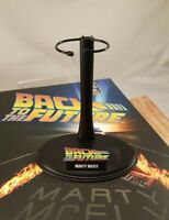 1/6 Scale Hot Toys MMS257 Back To the Future Marty Mcfly Figure Stand Base