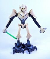 Star Wars 2010 Clone Wars Animated Action Figure CW No. 10 General Grievous