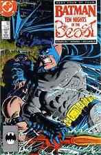 BATMAN #420 VERY FINE 1988 DC COMICS TEN NIGHTS OF THE BEAST