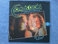Tomas Ledin - Tagen Pa Bar Gärning Live -( ABBA ) original Innersleeve OIS  - LP