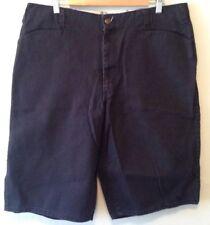 G265 Ben Davis Black Shorts Size 40 San Francisco SF Supreme Frisco