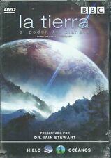 La Tierra El power del planeta Hielo & Oceanos